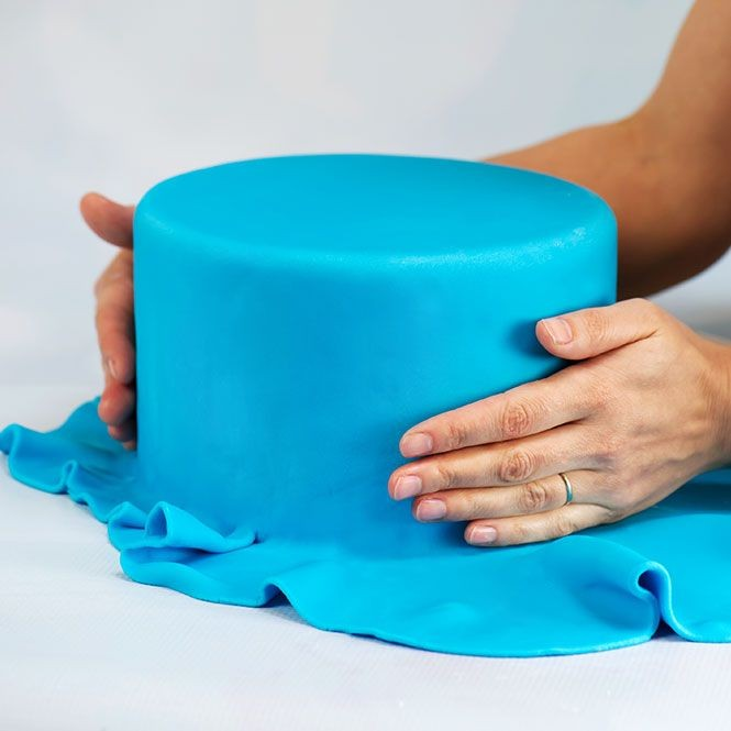 How To Make Marshmallow Fondant At Home