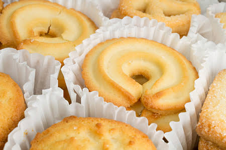 Danish Butter Cookies… A Must Try Recipe