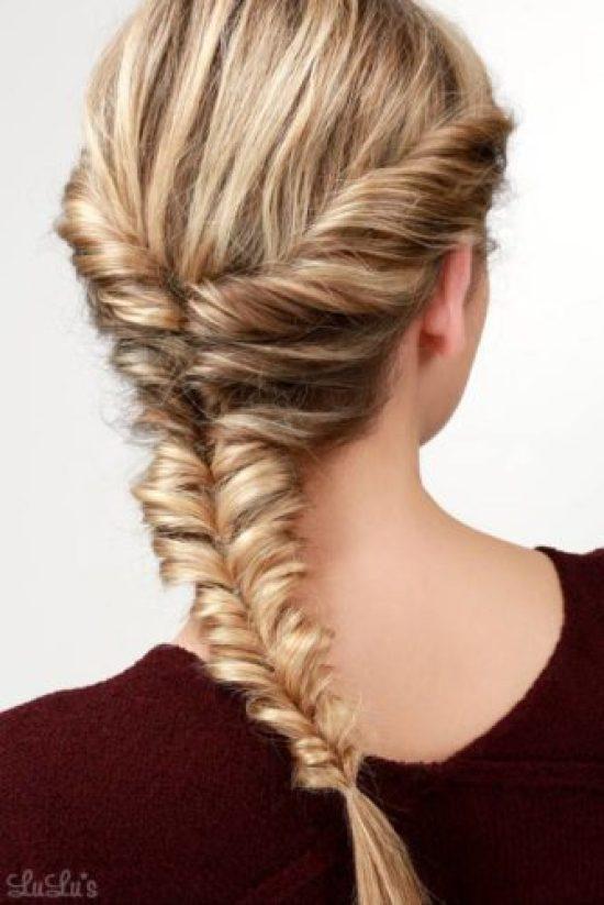 12 Favorite Braid Hair Tutorials