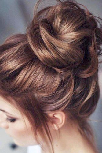Bun Hairstyles picture3