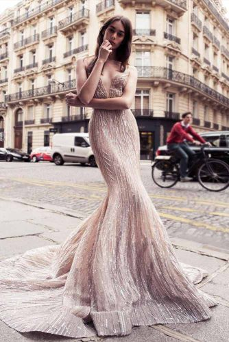Charming Long Prom Dress For The Real Queen