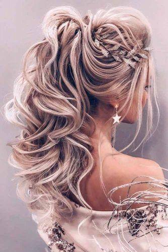 Elegant Wavy Hairstyle #wavyhairstyle
