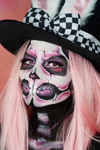 Cool Skeleton Makeup Ideas To Wear This Halloween Crazyforus
