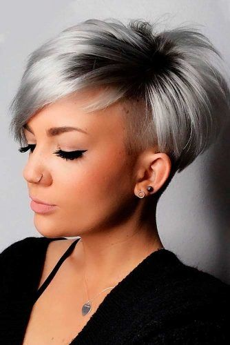 Asymmetrical Short Bob : asymmetrical, short, Asymmetrical, Ideas