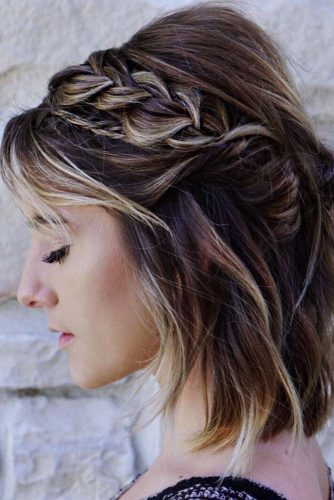 Trendy And Complementing Shoulder Length Hairstyles - crazyforus
