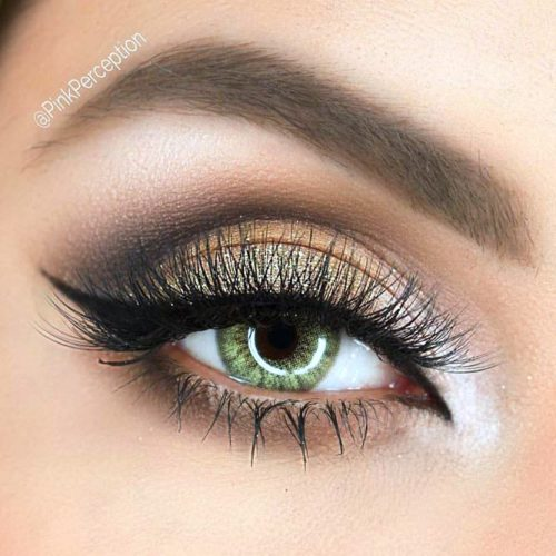 Perfect Eyeshadow Colors For Green Eyes picture 3