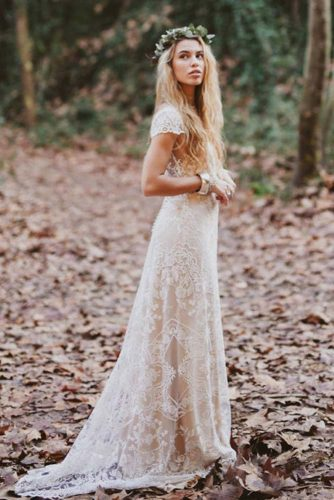 Boho Bridal Dress You Must See