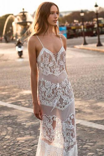 Wedding Gown For The Free Spirited Bride