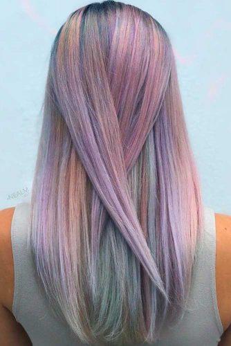 Straight Hair Styles Ideas #straighthairstyles