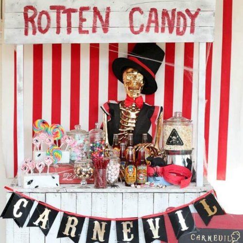 Carnevil Halloween Bash Idea