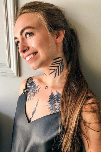"""""""Peekaboo"""" tattoo for fun"""