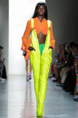 Jeremy Scott Neon Colors #neoncolors #neonoutfits #jeremyscott