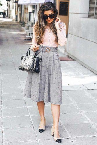 A-line Skirt #printskirt #alineskirt
