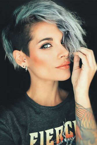 13+ Awesome Undercut Hairstyle Ideas You\u0027ll Love , GlamiVibe