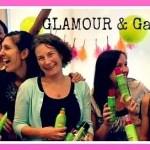#GarnierGlamour Party!
