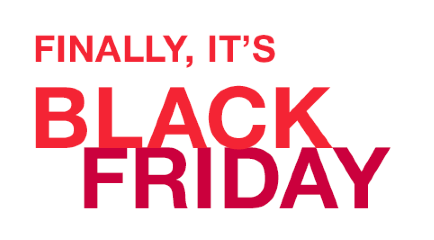 The Ultimate Black Friday Sales!
