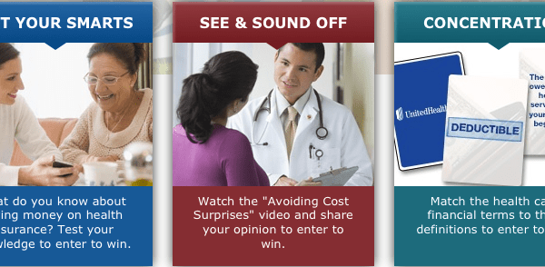 Up for a Healthcare Challenge? ($400 Giveaway!)
