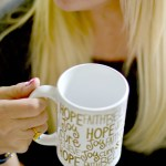 Chic Coffee Mugs Making a Difference!