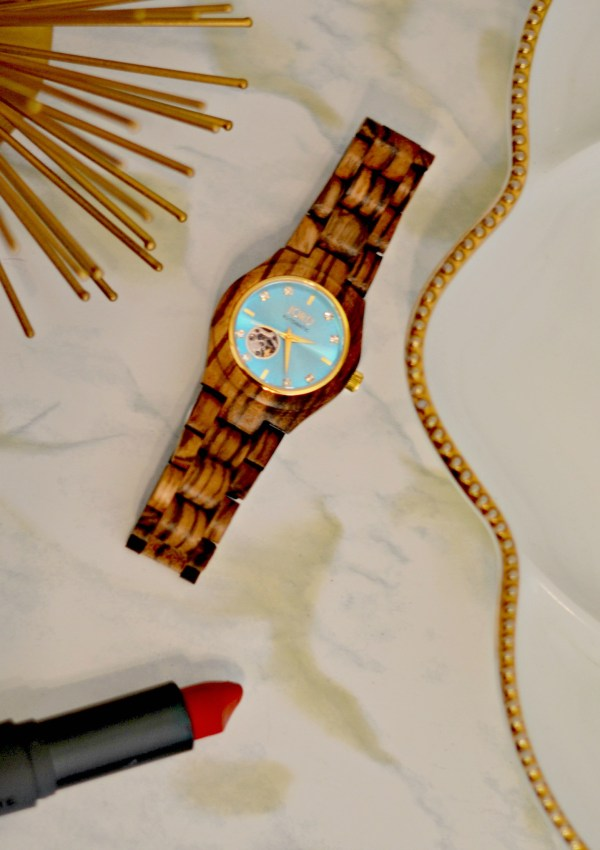 Unique Watch & How to Style it (Giveaway, too!)