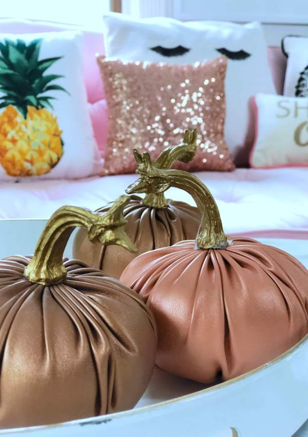 Fresh for Fall: Chic Home Decor Trends