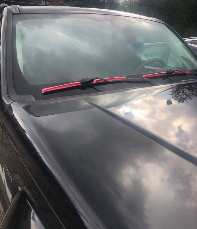Wipe Out Breast Cancer with PINK Windshield Wipers!