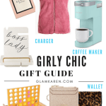 Unique Holiday Gift Guide for Everyone on your List!