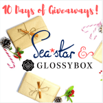 10 Days of Giveaways: Featuring Sea Star Beachwear & GlossyBox