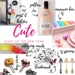 Make 2019 the CUTEST Year Ever! Cute Products You'll Love!