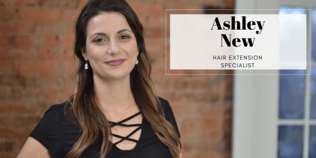 Ashley New: Hair Extension Specialist in Cleveland, Ohio