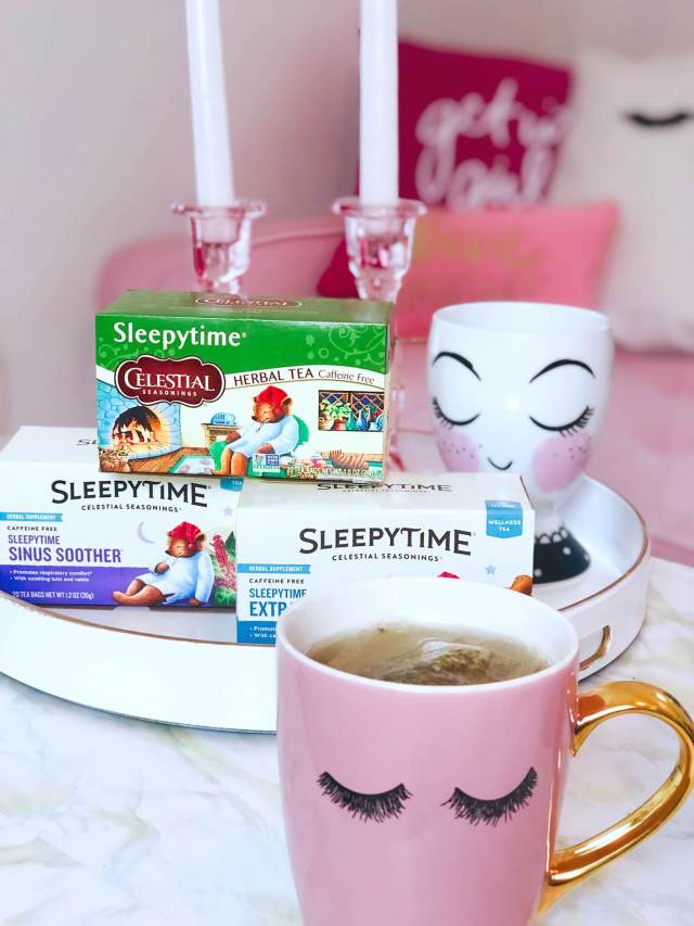 The Best Teas to Get a Good Night's Sleep (every-single-night!)
