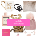 Most Popular Purchased Items: January Edition