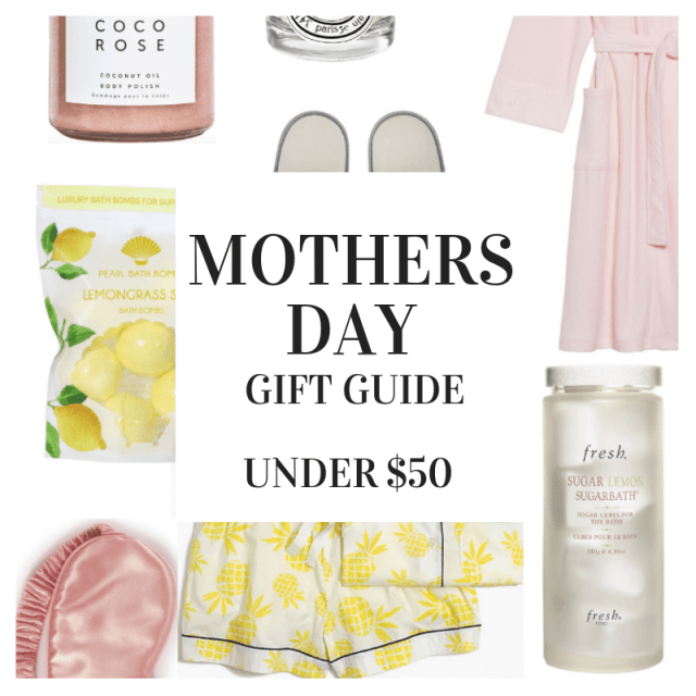 Creative, Chic & Stylish Gifts for Mom on Mother's Day (Under $50)