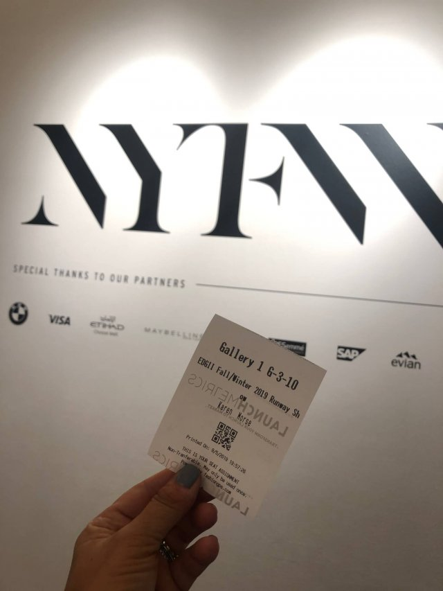 A Day in the Life of New York Fashion Week