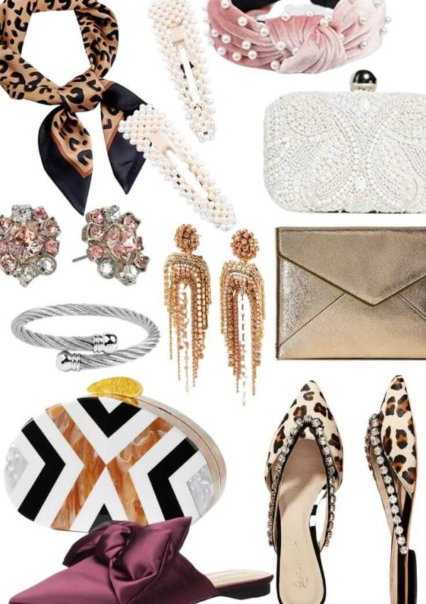 Holiday Statement Accessories to Upgrade Party Ready Looks