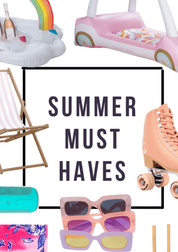 Fun Summer Gadget Must-Haves for 2021