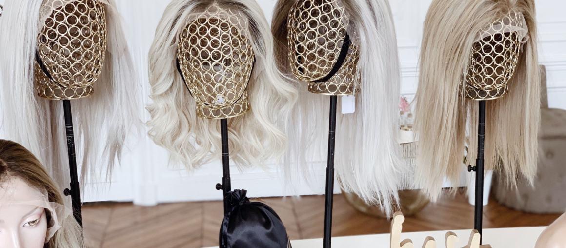 Quels produits utiliser pour ma Lace Wig ?