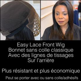 A/Easy lace Front wig