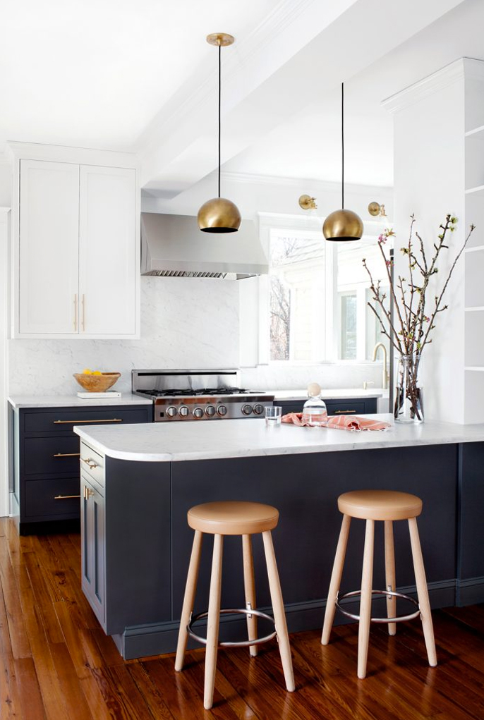 A TUXEDO KITCHEN RENOVATION THE PLAN  Glammed Events