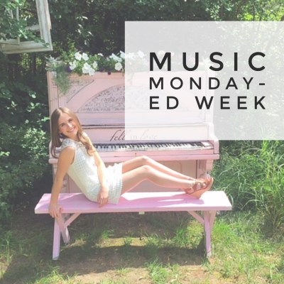 Music Monday | Ed Week | Oct. 16