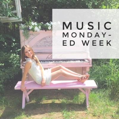 Music Monday | Ed Week | Oct. 16