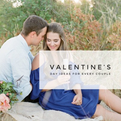 Valentine's Day Ideas for Every Couple