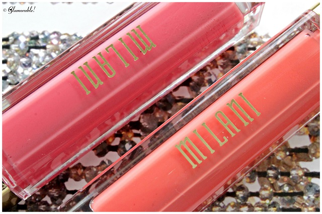 Milani Spring 2014 Collection, Tangerine, Orange, Peach, Coral, Pink, Raspberry, lip gloss, lip shine, non-sticky