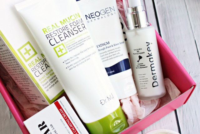 Memebox Baby Smooth Skin Review