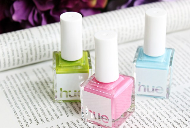 SquareHue June 2015 Review & Swatches: Inspired by 1950s, this mini collection of cute pastel nail polishes pays homage to Elvis, sock hop, and Bel Air >> http://bit.ly/1BHa0UI | via @glamorable