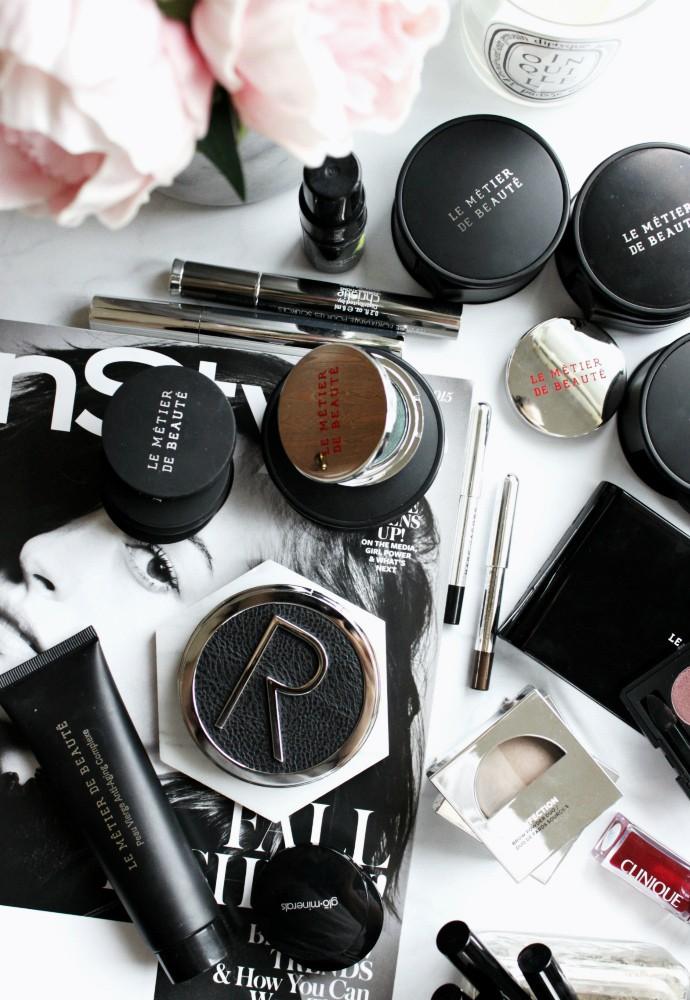 Beauty Detox Downsizing My Makeup