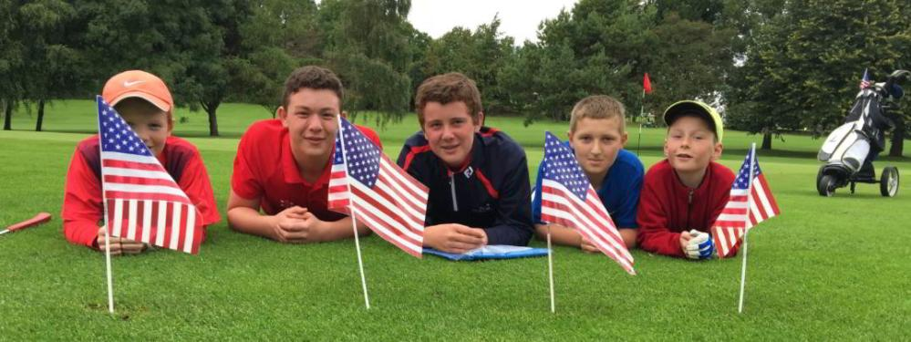 Junior Ryder Cup News - Day 1 Round-Up Courtesy of Morris News Agency (2/2)