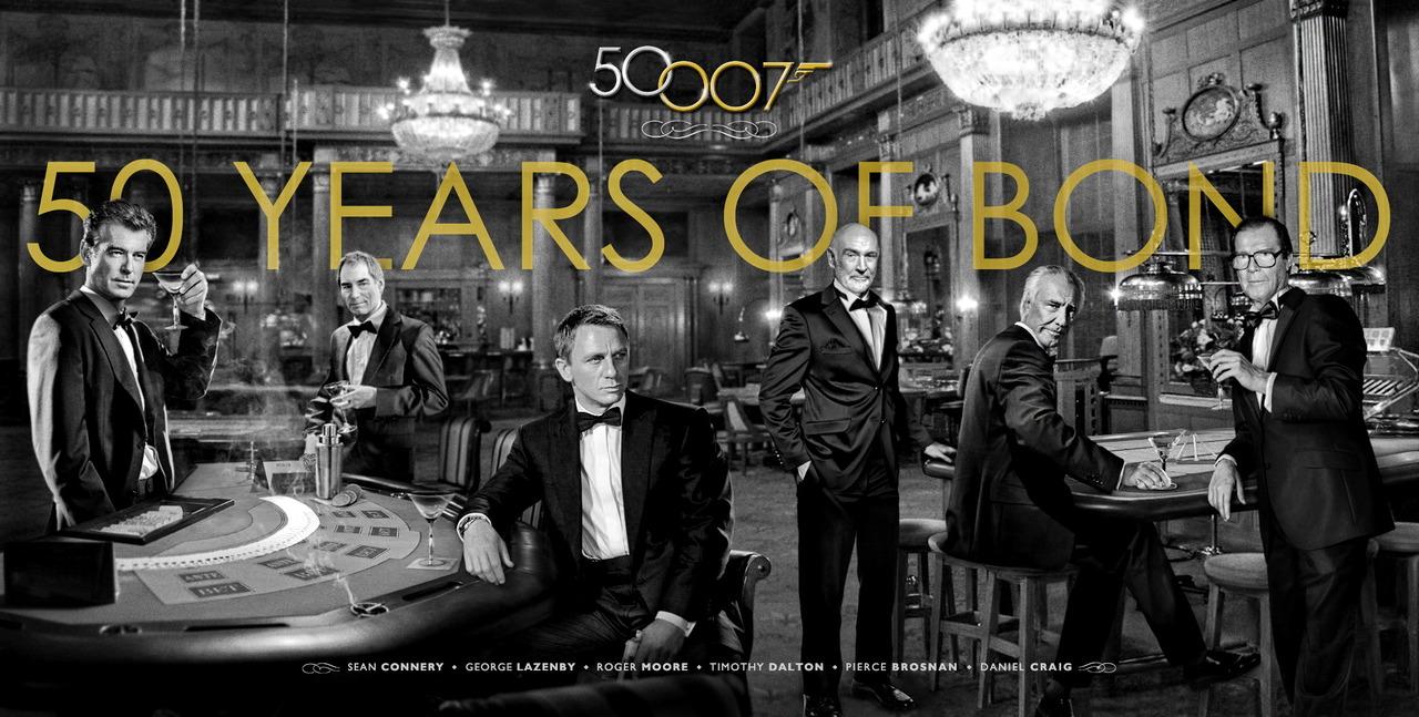 My Name Is Bond James Bond Glamorous Luxury Passion