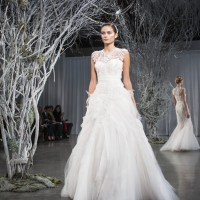 Monique Lhuillier Fall 2013 Bridal Collection – Dream-like