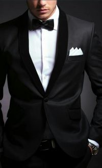 Black Tie Event (A Short Guide to Formal Wear Dress Code ...