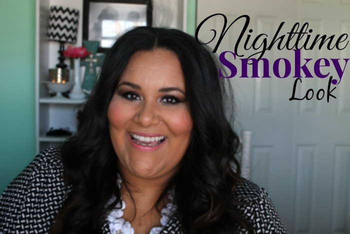 Tarte Nighttime smokey look